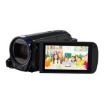 "EC Fotocamera Digitale Canon HFR66- touch screen 7,5"" - nero - 0279C003"