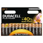 Pile Duracell Plus - stilo - AA - 1,5 V - MN1500B12 (conf.12)