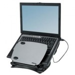Workstation laptop Professional Series Fellowes - nero/silver - 8024602